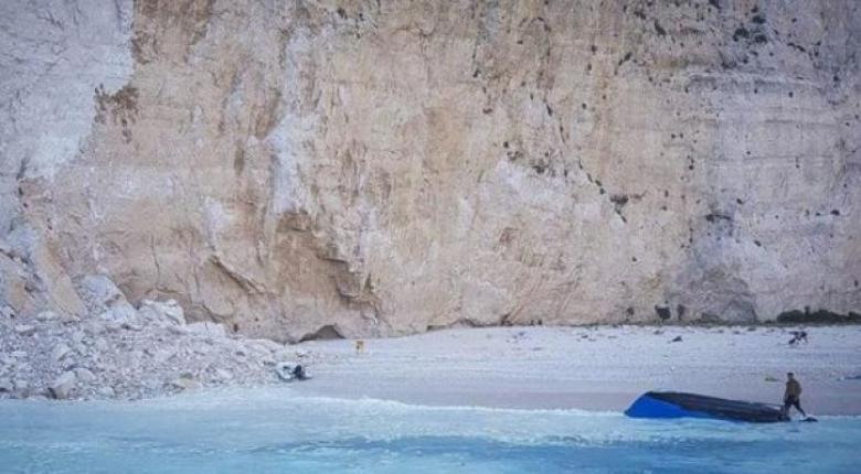 Ποιες παραλίες βρίσκονται στο στόχαστρο μετά την κατολίσθηση στο Ναυάγιο - Κεντρική Εικόνα