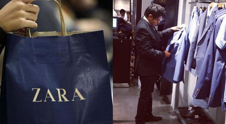 Οι περικοπές στα γυναικεία ψώνια πλήττουν τον Zara - Κεντρική Εικόνα