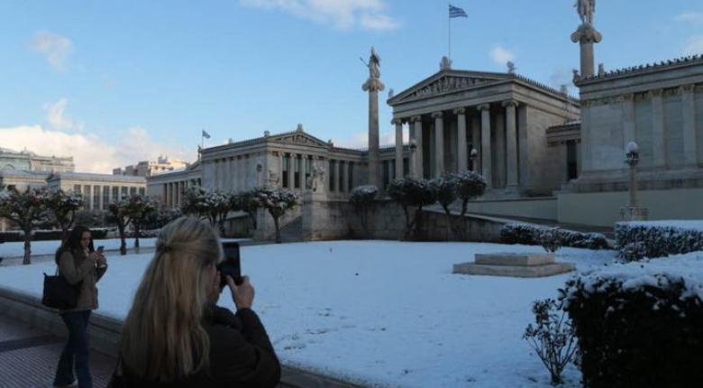 Καιρός: Η Ζηνοβία φέρνει χιόνια και στα πεδινά της Αττικής - Στα «λευκά» ήδη η Πάρνηθα - Κεντρική Εικόνα