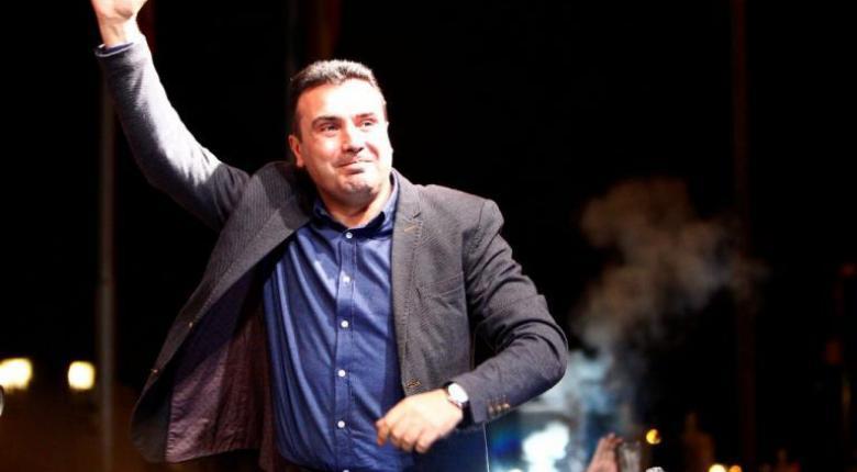 Ζάεφ: «Ζήτω η Δημοκρατία της Βόρειας Μακεδονίας» - Κεντρική Εικόνα