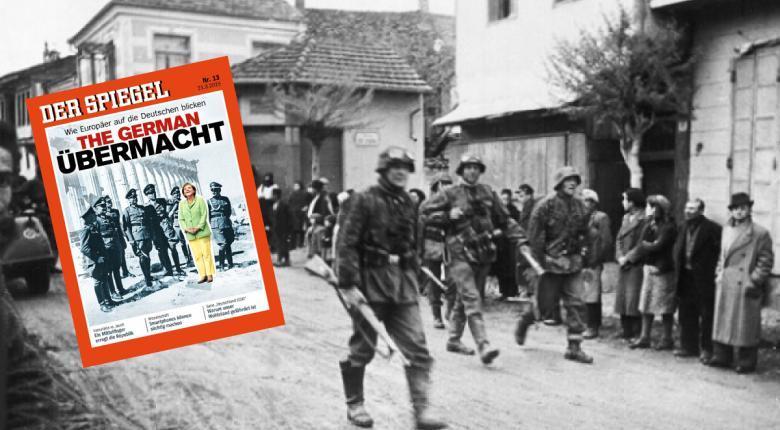 Spiegel: Η Ελλάδα θα μπορούσε να διεκδικήσει 296 δισ για τις γερμανικές αποζημιώσεις  - Κεντρική Εικόνα